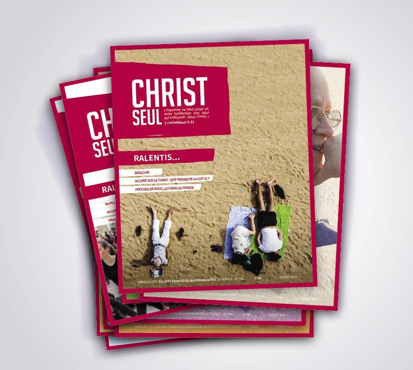 Abonnement 1 an Christ-Seul
