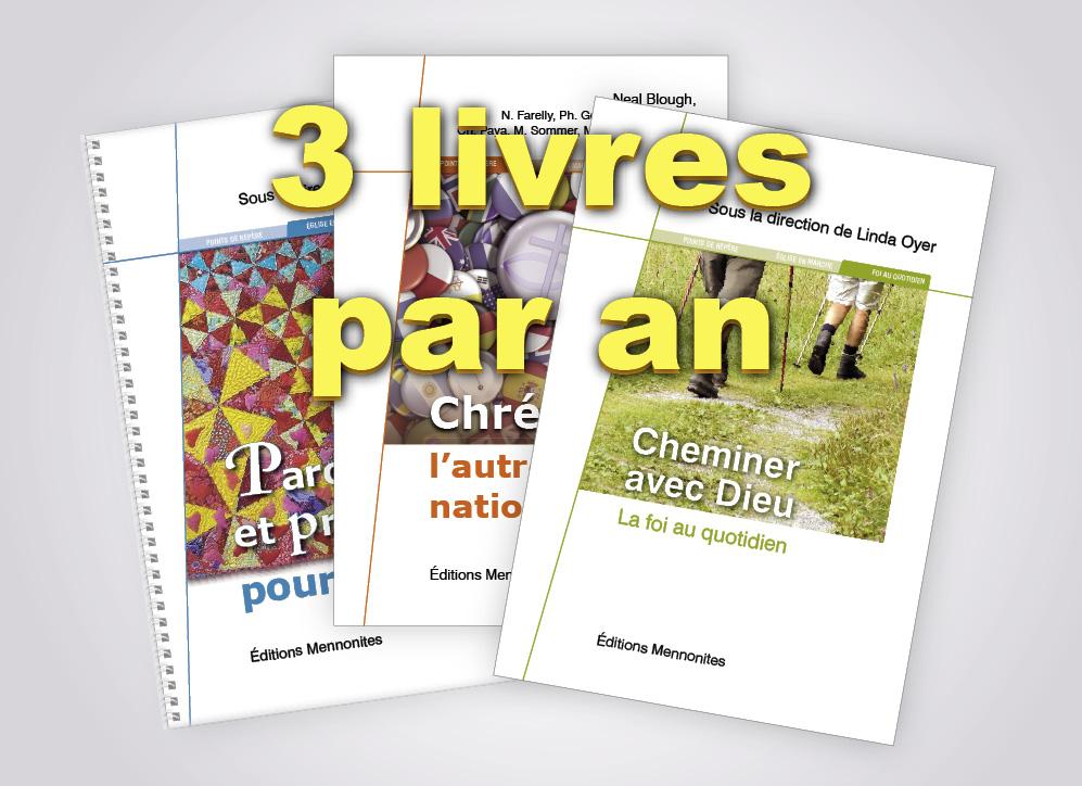 Abonnement 1 an aux Dossiers de Christ Seul