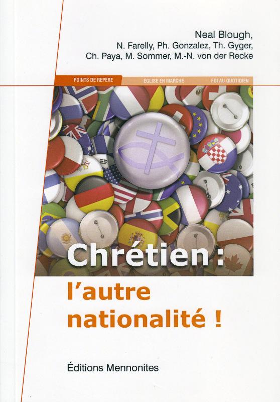 Chrétien : l'autre nationalité !