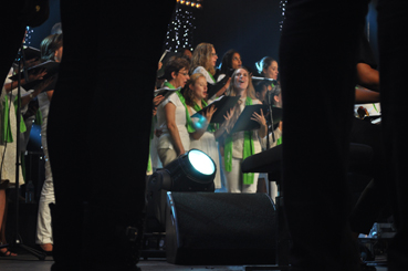 La joie de chanter, ensemble