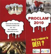Proclam'2010