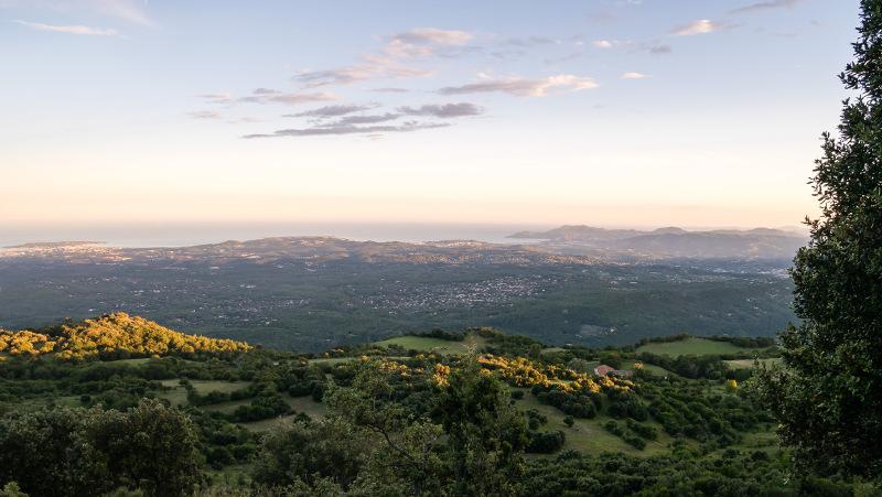 Vue sur la Cote d'Azur (Chris Walley 2014)