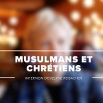 Chrétiens et musulmans : interview vidéo d'Evelyne Reisacher