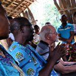 Marques d'amour généreux en pleine guerre en République Démocratique du Congo