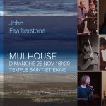 Le Te Deum de John Featherstone à Mulhouse le 25 novembre !