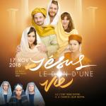 Jésus, le don d'une vie : comédie musical à Sochaux prochainement !