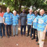 Retour du Burkina Faso