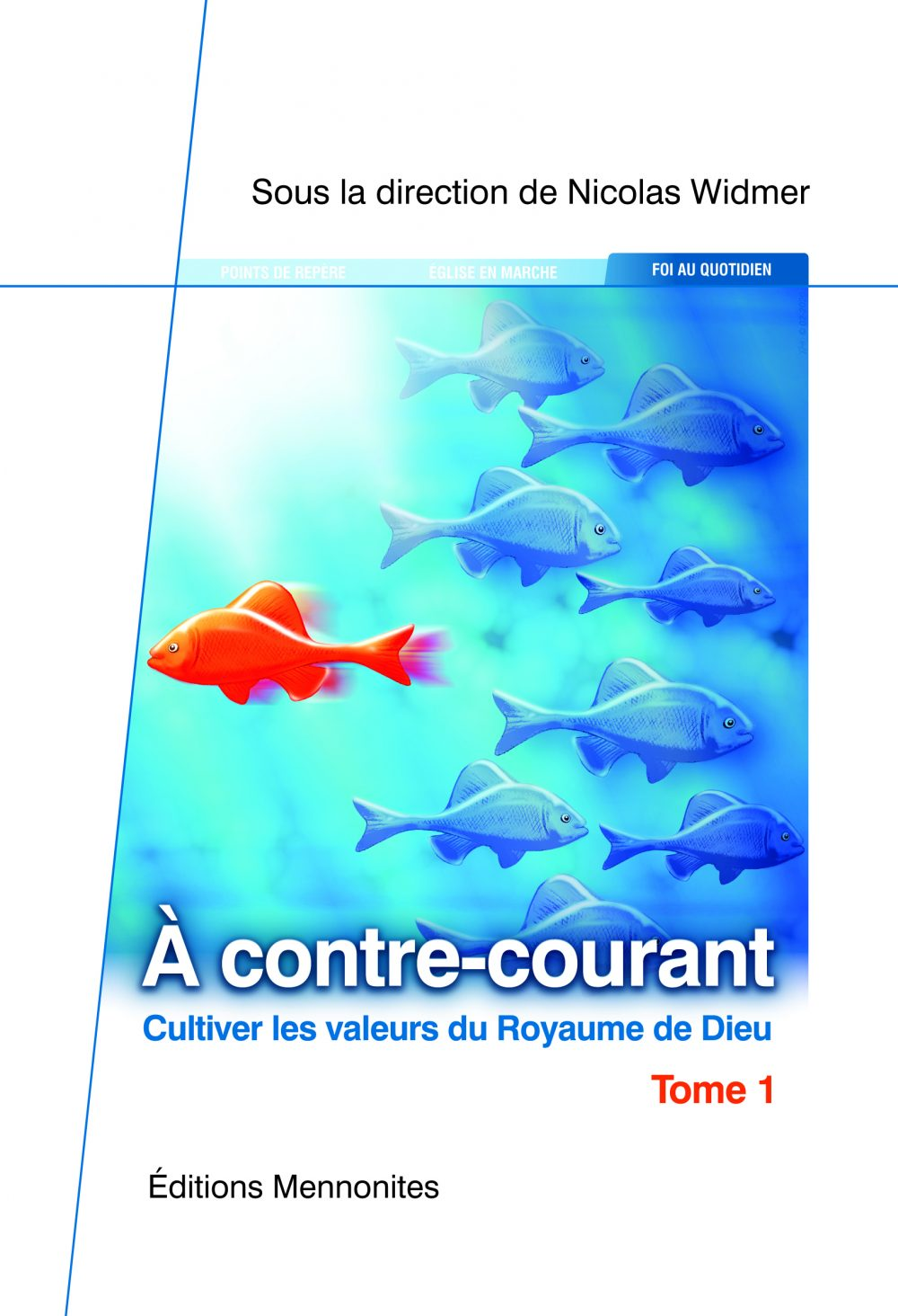 COUVERTURE à contre-courant