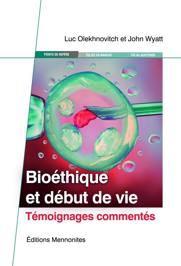 Couverture BIOÉTHIQUE et début de vie - Doss 3-2019